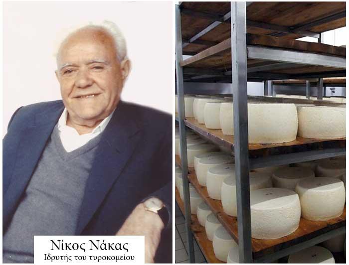 Νικος Νακας